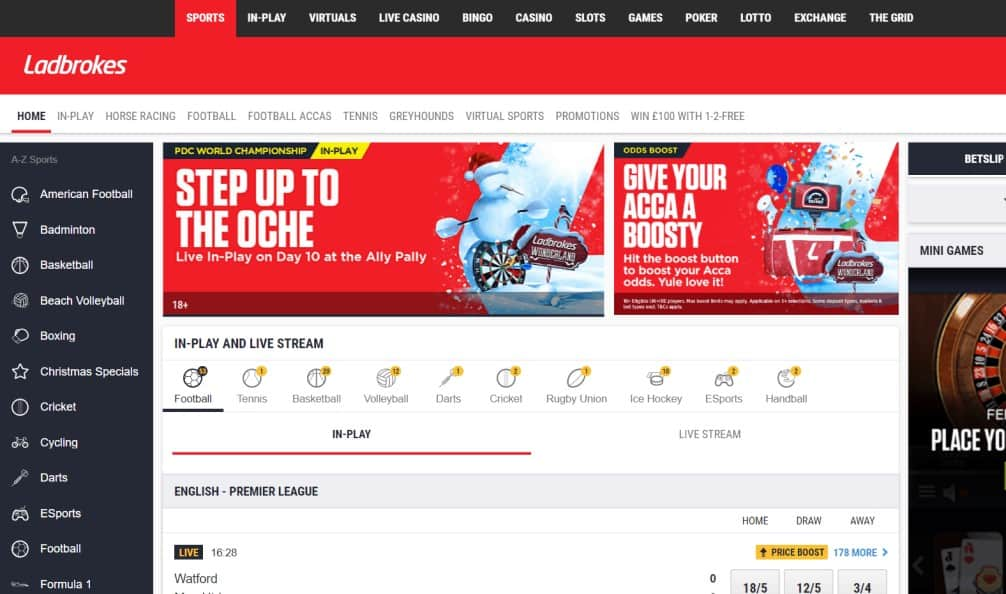 ladbrokes sports betting review