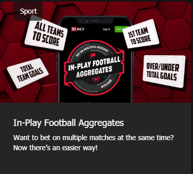 MansionBet Promotion In-Play Football