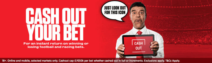 Cash out betting ladbrokes bet lay betting in running shoes