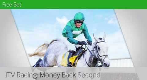 Betway ITV Racing Mone Back Second