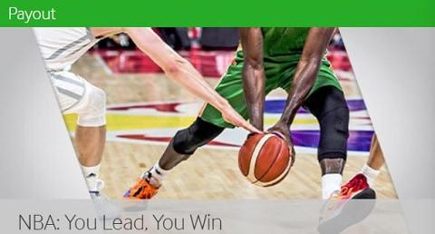 NBA: You Lead, You Win