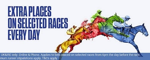 Coral Extra Place Races