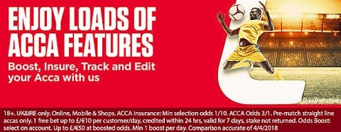 Ladbrokes Bag Yourself The Best Acca