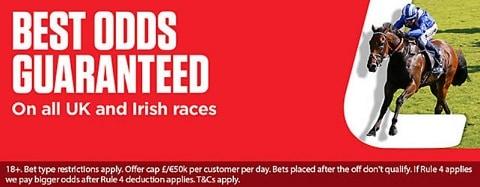 Ladbrokes Horse Racing Best Odds Guaranteed