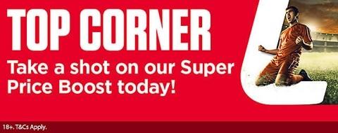 Ladbrokes Super Price Boost