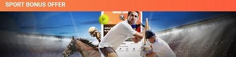 LeoVegas Sport Welcome Bonus Offer