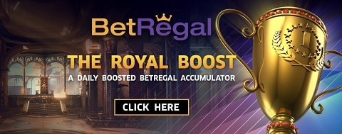 BetRegal The Royal Boost