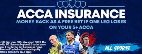 BoyleSports Acca Insurance