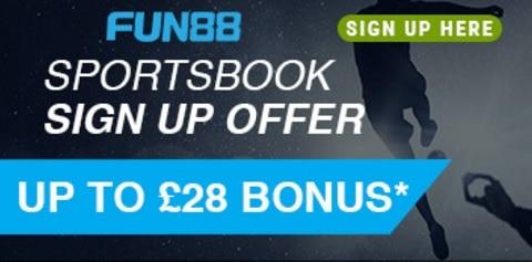 Fun88 Sportsbook Sign Up Offer