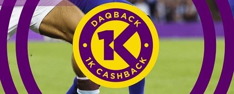 BETDAQ Daqback 1k Cashback