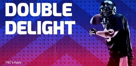 Betfred NFL - Double Delight