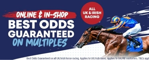 BoyleSports best odds guaranteed (horses)