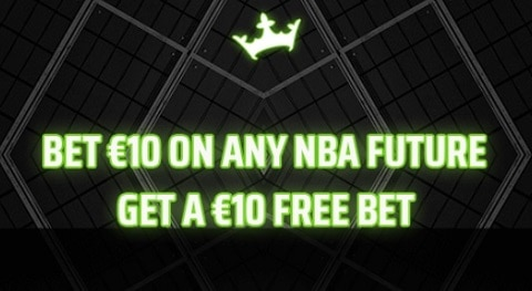 DraftKings NBA Future Bet and Get