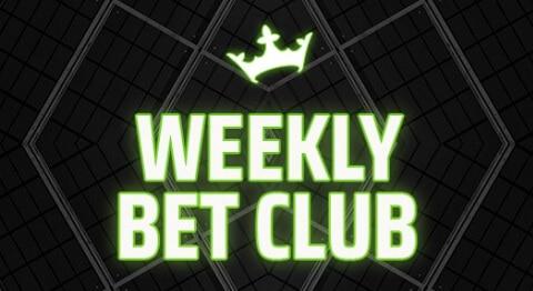 DraftKings Weekly Bet Club