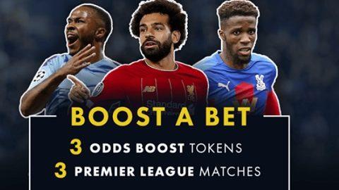 Grosvenor Premier League TV Odds Boost
