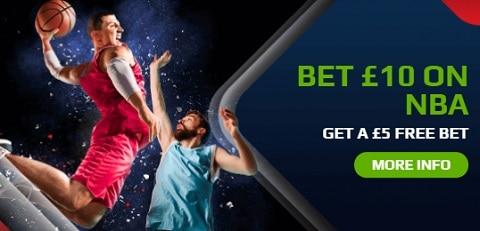 NetBet NBA Free Bet