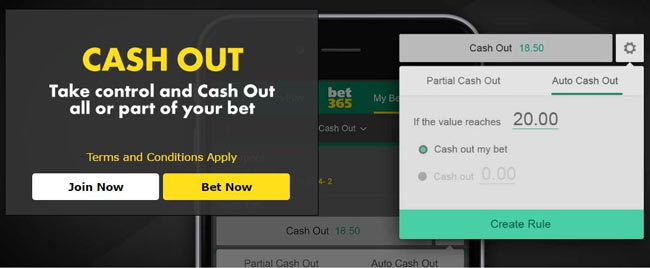 bet365-cash-out
