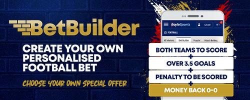 BoyleSports Bet Builder
